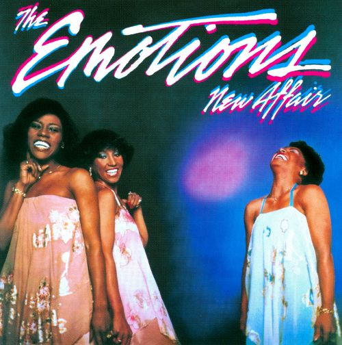 1981 The Emotions – New Affair