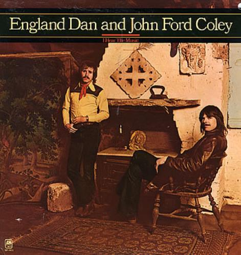 1976 England Dan and John Ford Coley – I Hear The Music