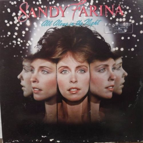 1980 Sandy Farina – All Alone In the Night