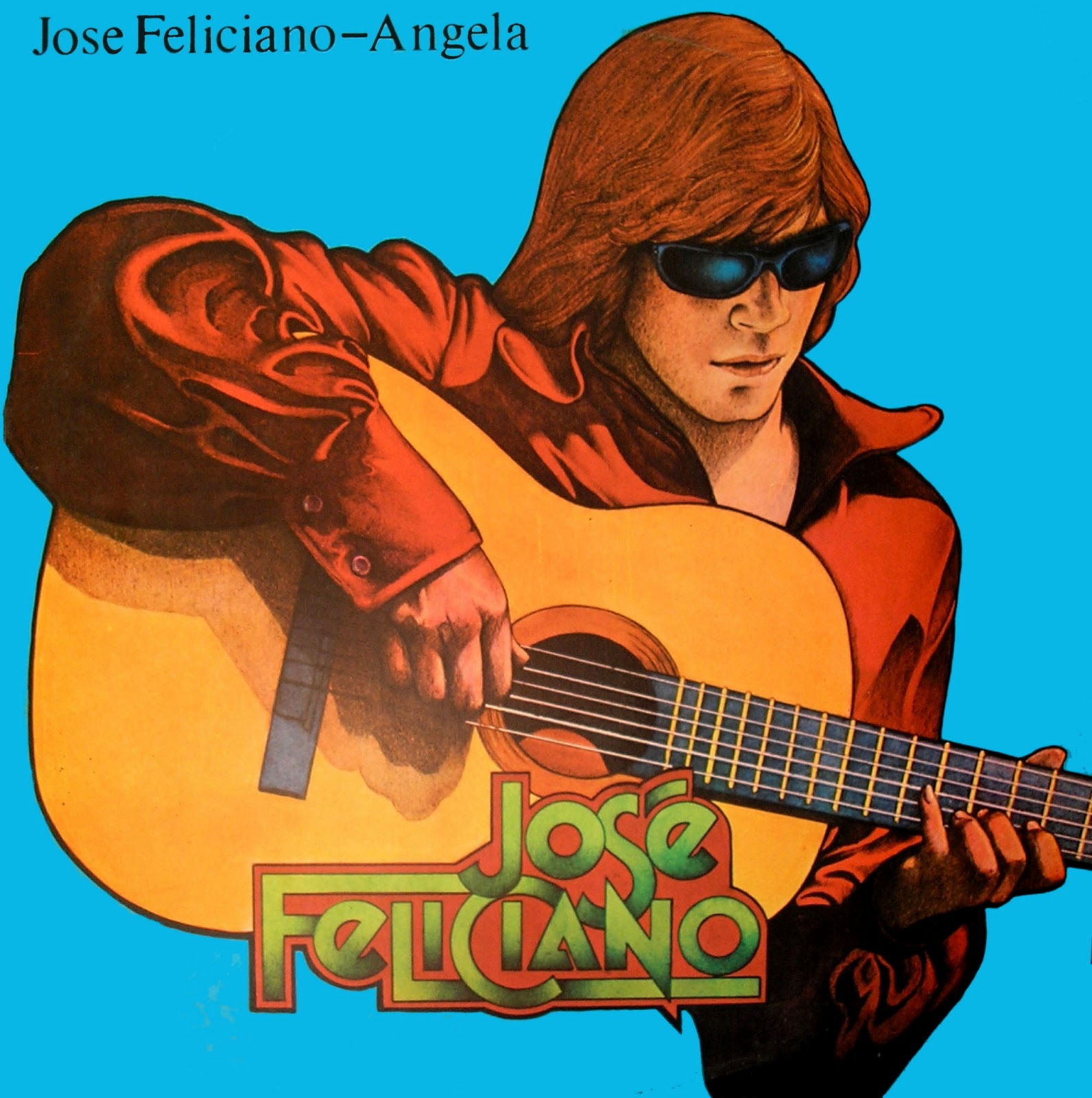 1976 Jose Feliciano – Angela