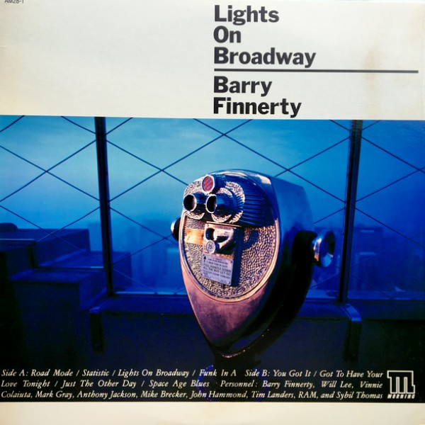 1985 Barry Finnerty – Lights On Broadway