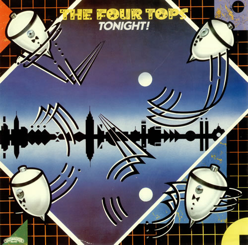 1981 The Four Tops – Tonight