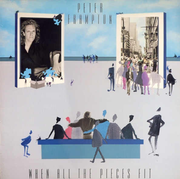 1989 Peter Frampton – When All The Pieces Fit