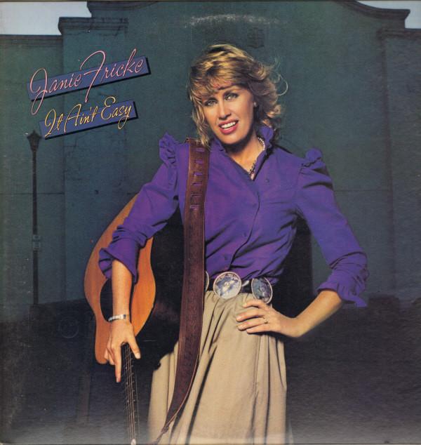1982 Janie Fricke – It Ain't Easy