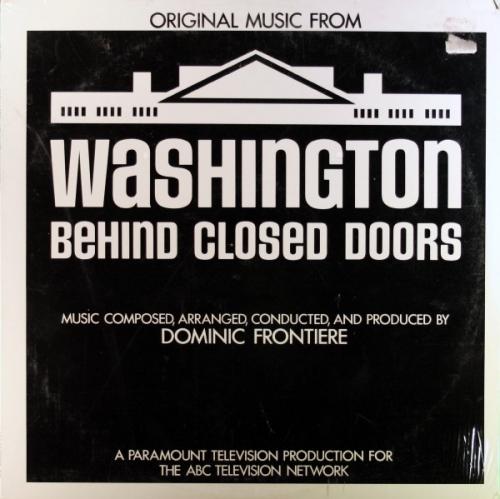 1977 Dominic Frontiere – Washington Behind Closed Doors