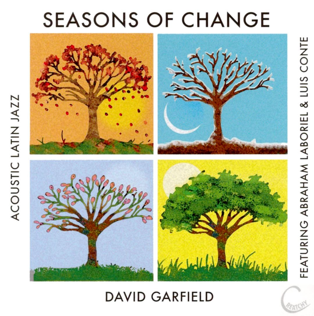 2006 David Garfield – Seasons Of Change