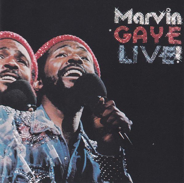 1974 Marvin Gaye – Live!