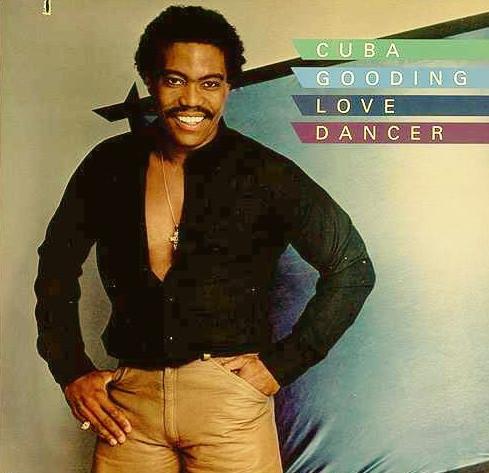 1979 Cuba Gooding – Love Dancer