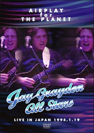 1994 Jay Graydon – Airplay For The Planet (Live In Japan)