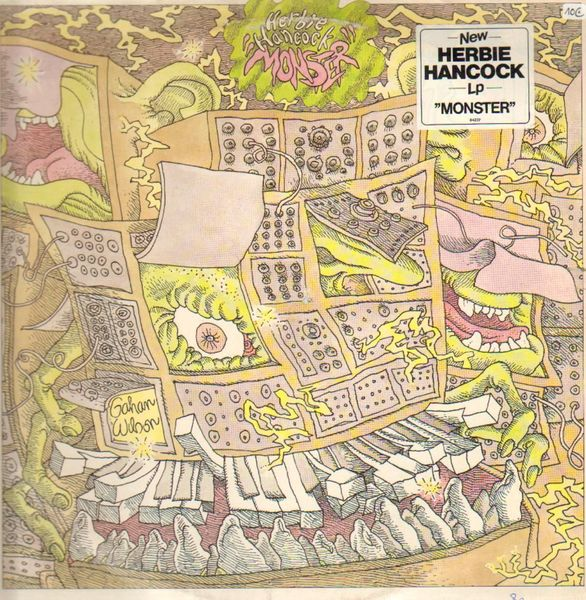 1980 Herbie Hancock – Monster