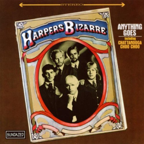 1967 Harpers Bizarre – Anything Goes