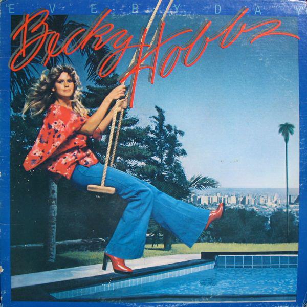 1977 Becky Hobbs – Everyday