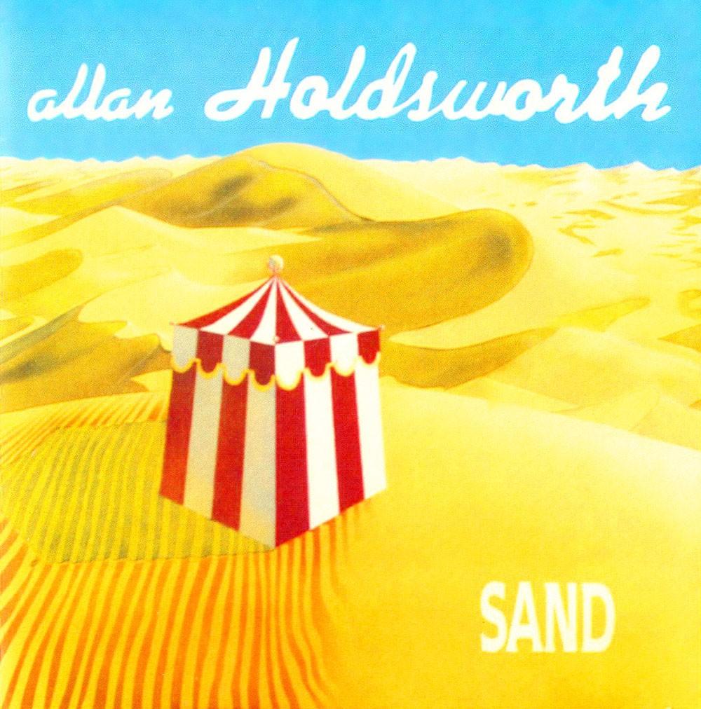 1987 Allan Holdsworth – Sand