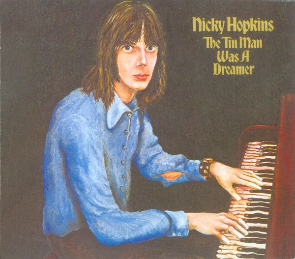 1973 Nicky Hopkins – The Tin Man Was A Dreamer