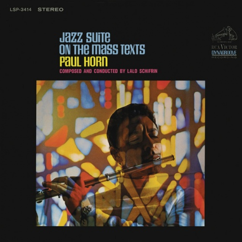 1965 Paul Horn – Jazz Suite On The Mass Texts