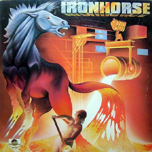 1979 Ironhorse – Ironhorse