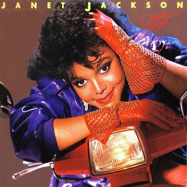 1984 Janet Jackson – Dream Street