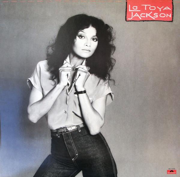 1980 La Toya Jackson – La Toya Jackson