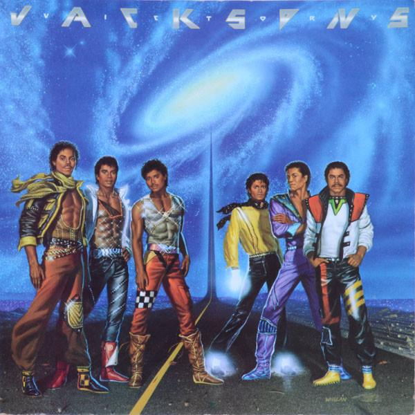 1984 The Jacksons – Victory