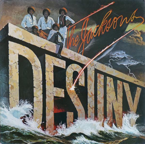 1978 The Jacksons – Destiny