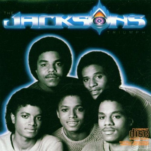 1980 The Jacksons – Triumph