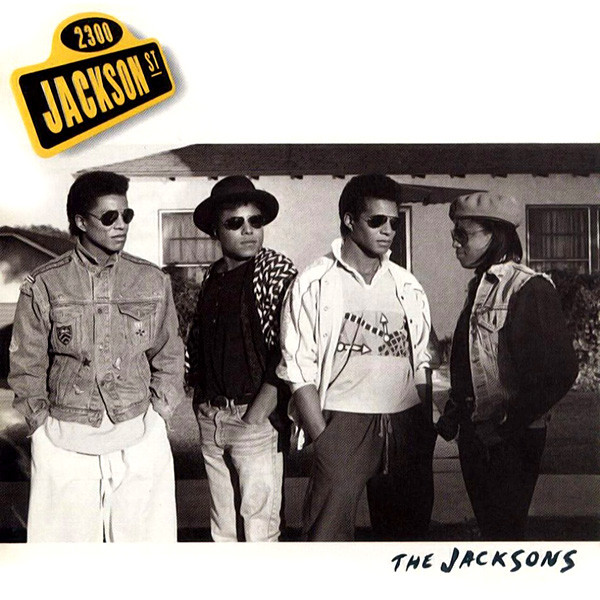 1989 The Jacksons – 2300 Jackson Street