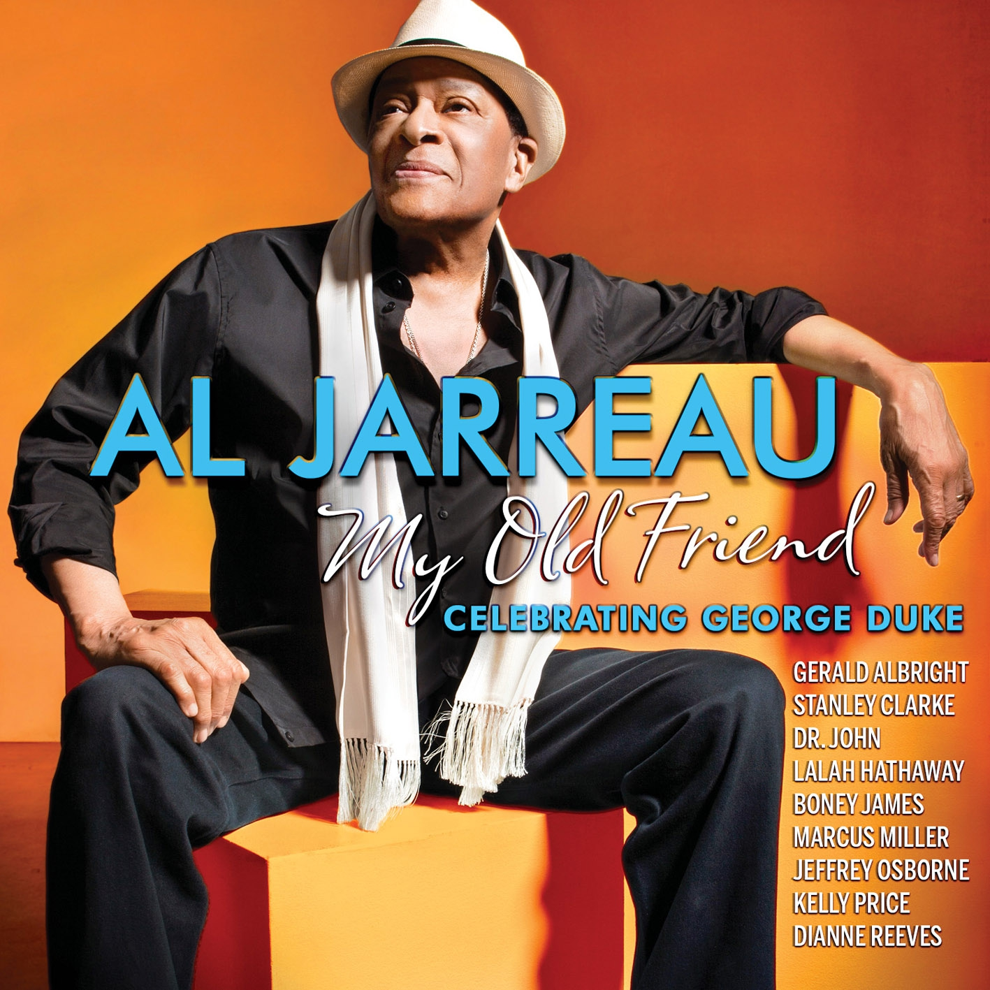 2014 Al Jarreau – My Old Friend: Celebrating George Duke