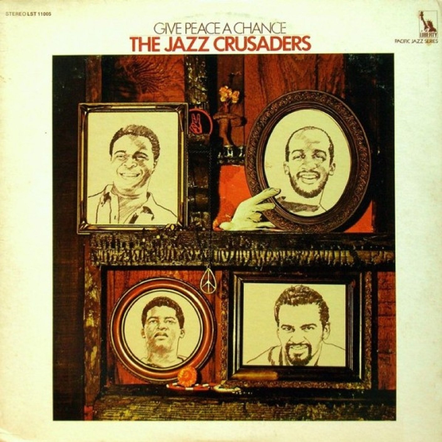 1970 The Jazz Crusaders – Give Peace a Chance