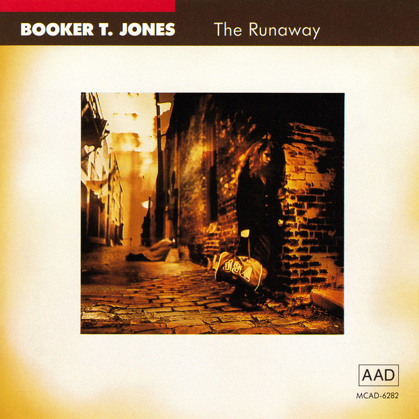1989 Booker T Jones – The Runaway