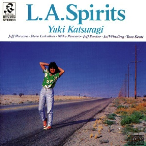 1982 Yuki Katsuragi – LA Spirits