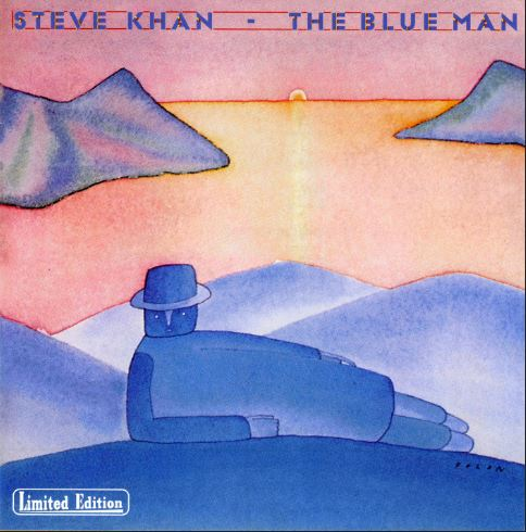 1978 Steve Khan – The Blue Man