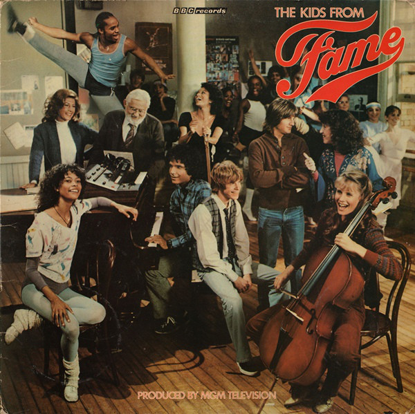 1982 The Kids From Fame – The Kids From Fame