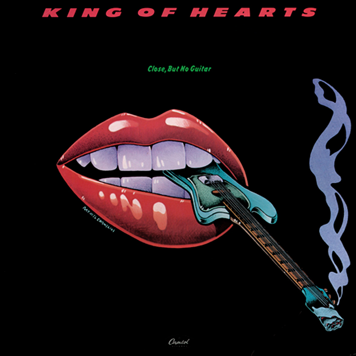 1978 King Of Hearts – Close, But No Guitar