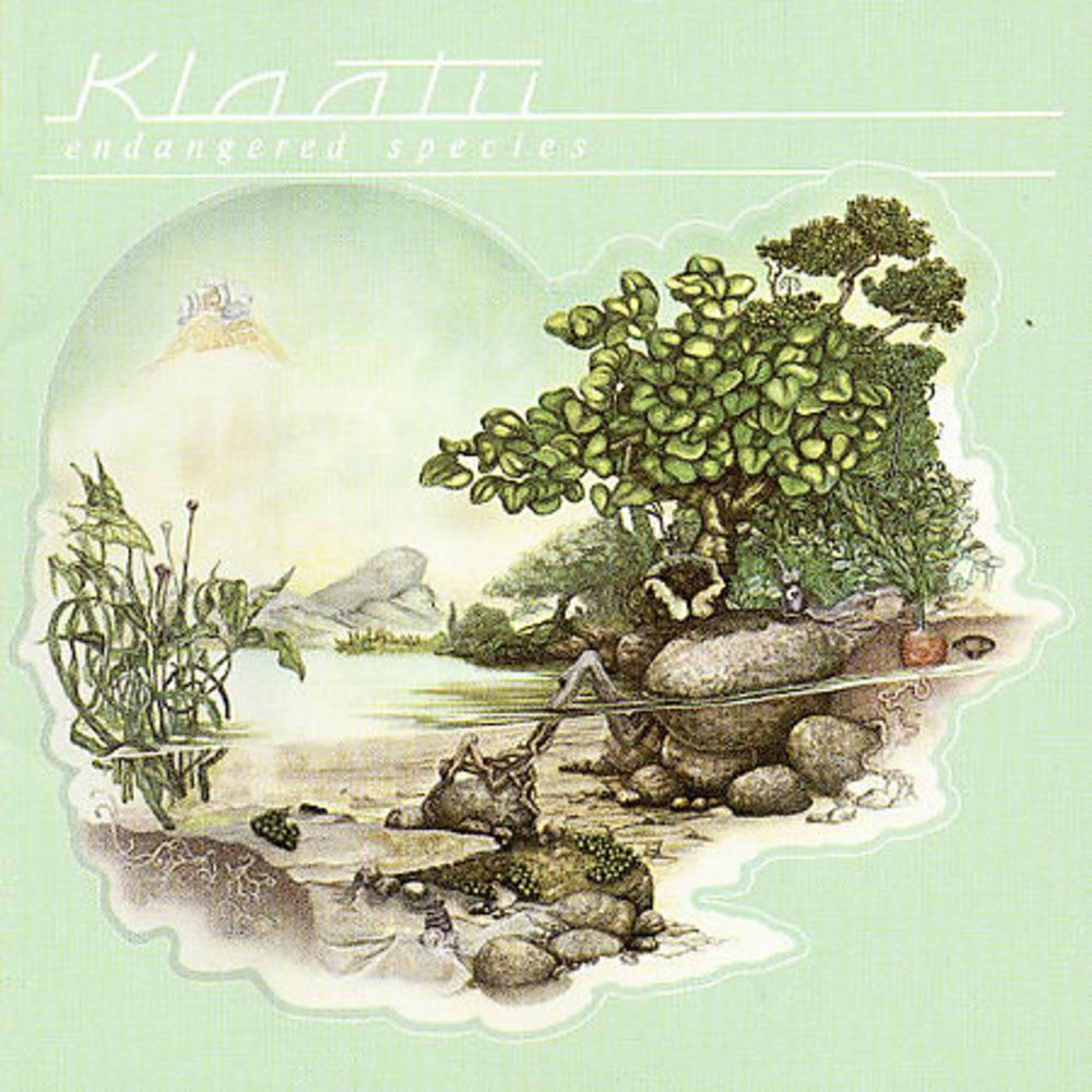1980 Klaatu – Endangered Species