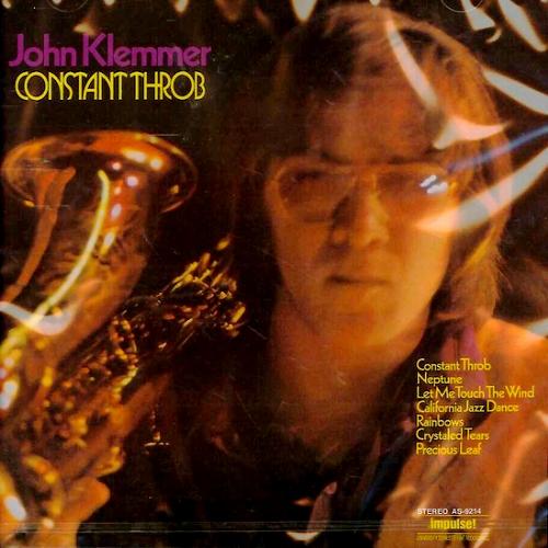 1971 John Klemmer – Constant Throb