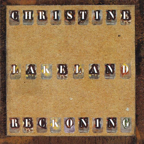 1992 Christine Lakeland – Reckoning