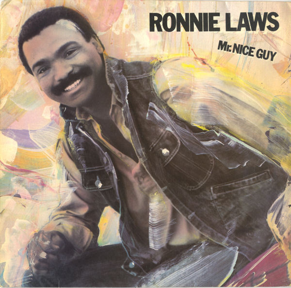 1983 Ronnie Laws – Mr Nice Guy