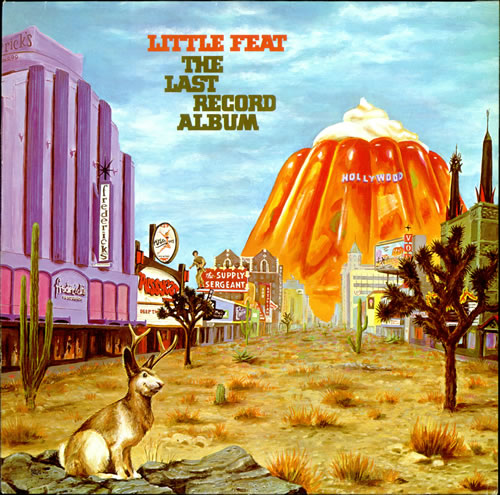 1975 Little Feat – The Last Record Album
