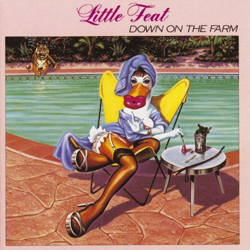 1979 Little Feat – Down On The Farm