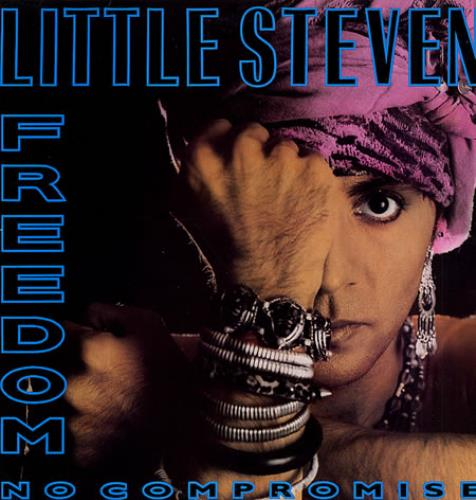 1987 Little Steven – Freedom No Compromise
