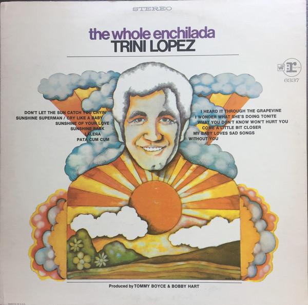 1969 Trini Lopez – The Whole Enchilada