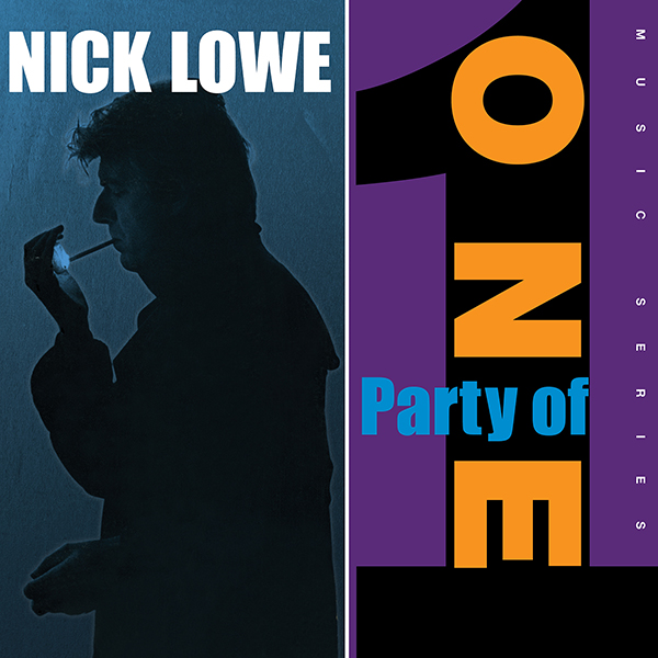 1990 Nick Lowe – Party Of One