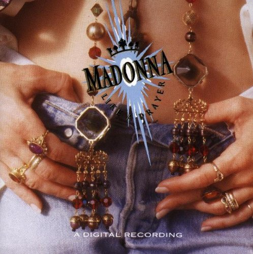 1989 Madonna – Like A Prayer