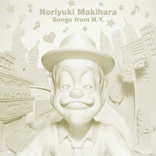 2007 Noriyuki Makihara – Songs from N.Y.