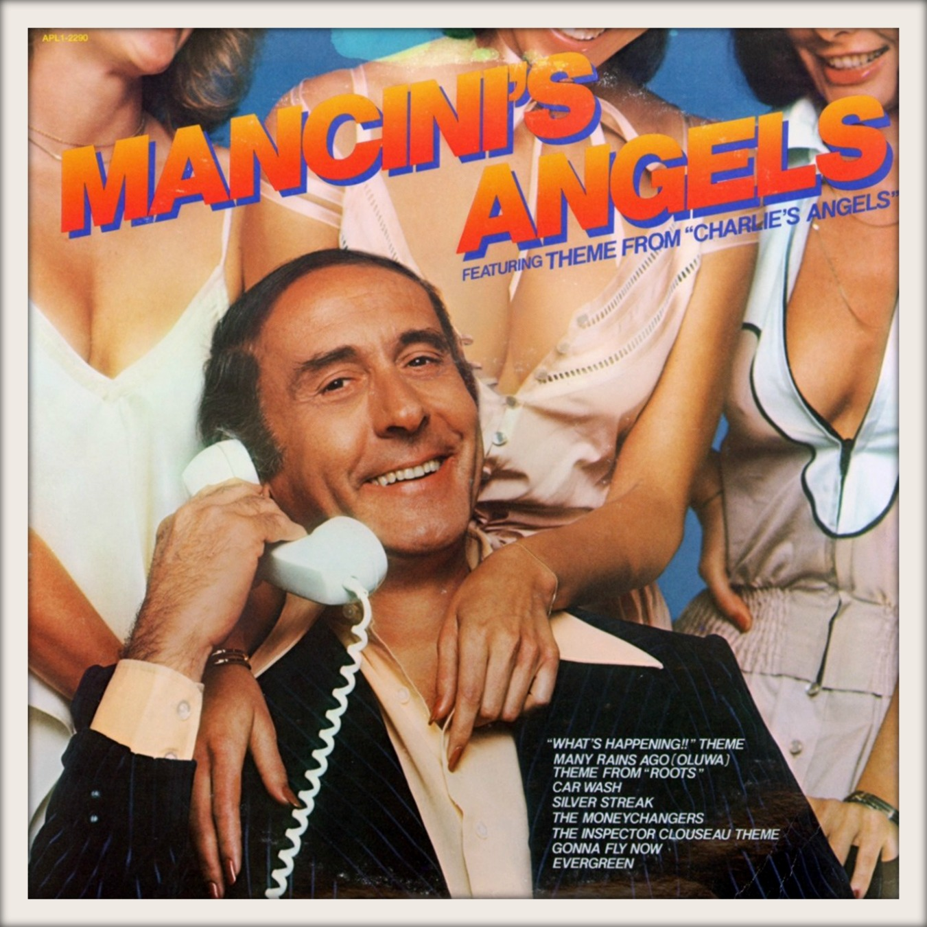 1977 Henry Mancini And His Orchestra – Mancini´s Angels