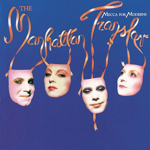 1981 The Manhattan Transfer – Mecca For Moderns