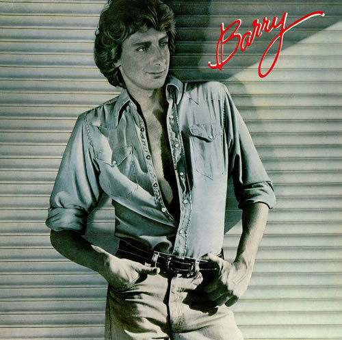 1980 Barry Manilow – Barry