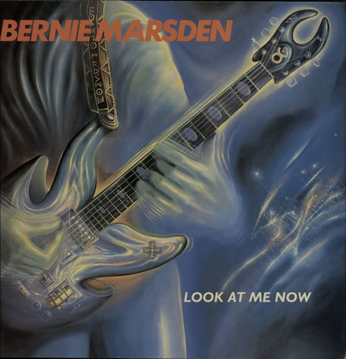 1980 Bernie Marsden – Look At Me Now