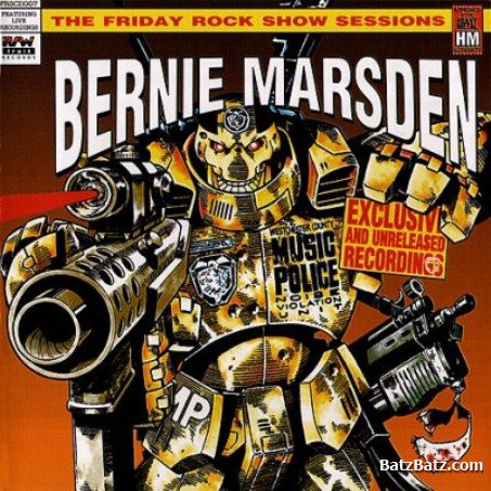 1981 Bernie Marsden – The Friday Rock Show Sessions
