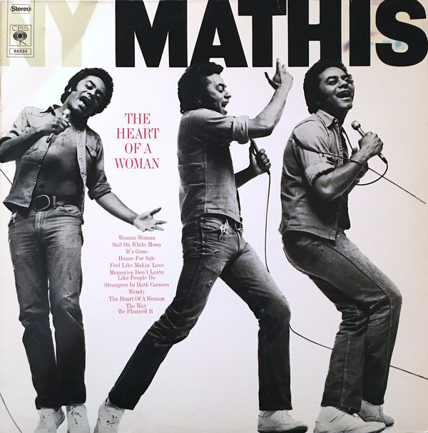1974 Johnny Mathis – The Heart Of A Woman
